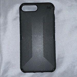 Black IPhone 6/7/8 Plus Case